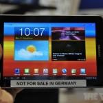 แอปเปิลชนะอีกคดีแล้ว เมื่อศาลสั่งแบน Samsung Galaxy Tab 7.7 ทั่วทั้งยุโรป