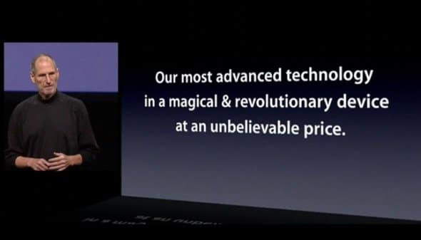 the-ipad-gospel-if-you-were-to-sum-it-up-is-our-most-advanced-technology-and-a-magical-and-revolutionary-device-at-an-unbelievable-price