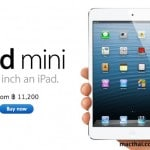 สื่อเผย Truemove-H, AIS และ dtac เตรียมจำหน่าย iPad mini ธันวาคมนี้!!