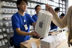 iPad mini sold in Hong Kong