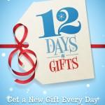 """""""12 Days"""" แอพของขวัญปีใหม่จากแอปเปิล แจกเพลง, เกมส์, แอพ ฟรีทุกวัน !!"""