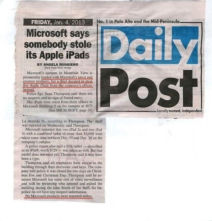 ipads-stolen-from-microsoft