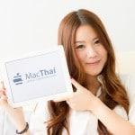 MacThai Model : น้องเพลิน เซลล์สาวสวยสุดเซ็กซี่