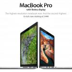 Apple อัพเดตไลน์ MacBook พร้อมปรับราคาลงในบางรุ่น