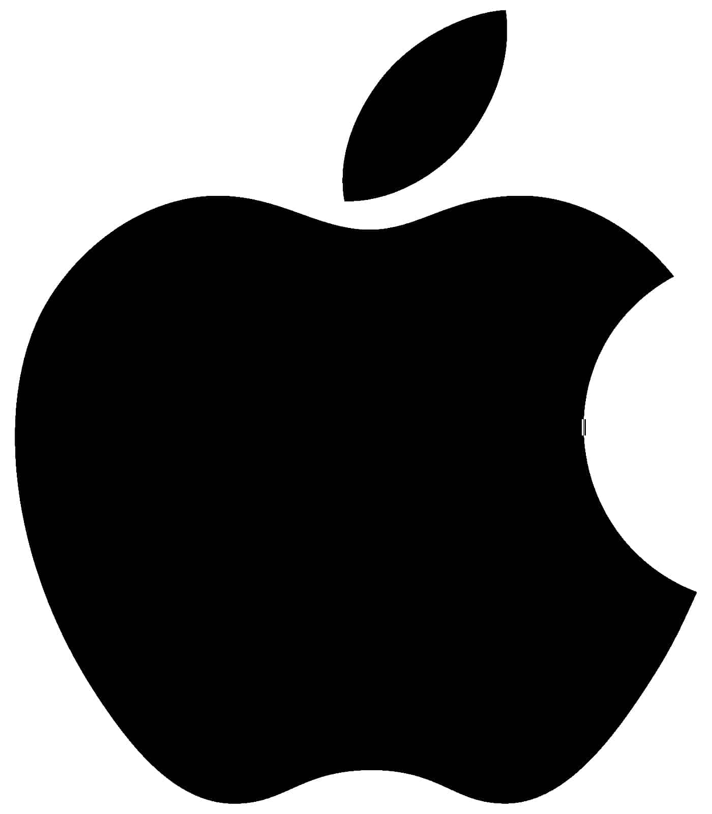 apple-logo-black - Macthai.com