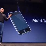 แอปเปิลเลิกประกาศว่า Multi-Touch เป็นสิทธิบัตรของตัวเองแล้ว !?