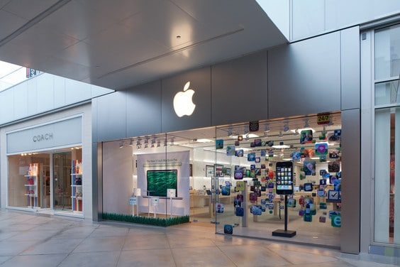 Apple Store Century Mall