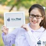 MacThai Model of the Month – น้องน้ำ เด็กนักเรียนมัธยมสุดน่ารัก