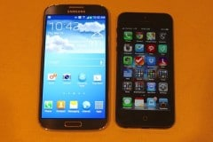 S4 And iPhone5