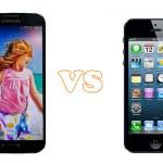 Samsung เปิดตัว Galaxy S4 ยกระดับการต่อสู้กับ iPhone 5 ใครเจ๋งกว่ากัน