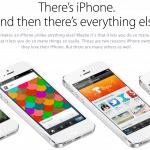 "Apple เปิดหน้าเว็บใหม่ข่ม Galaxy S4 ""ทำไมถึงต้องใช้ iPhone"""
