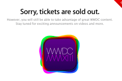 wwdc2013-sold-out