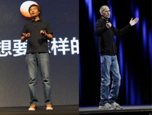 Lei Jun and Jobs