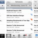 แอพ WWDC 2013 คุณเห็นอะไร?