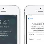 [ดราม่า] รู้จักกับ Activation Lock ฟีเจอร์ใหม่ใน iOS 7 หายนะสำหรับผู้ลงแอพร้านตู้