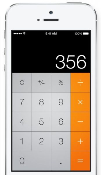 ios7-calculator