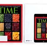 แคมเปญโฆษณา iPad Mini บนนิตยสาร ได้รับรางวัลชนะเลิศจากเมืองคานส์