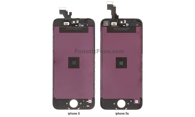 iphone5s-internal-display-board-compare-iphone5