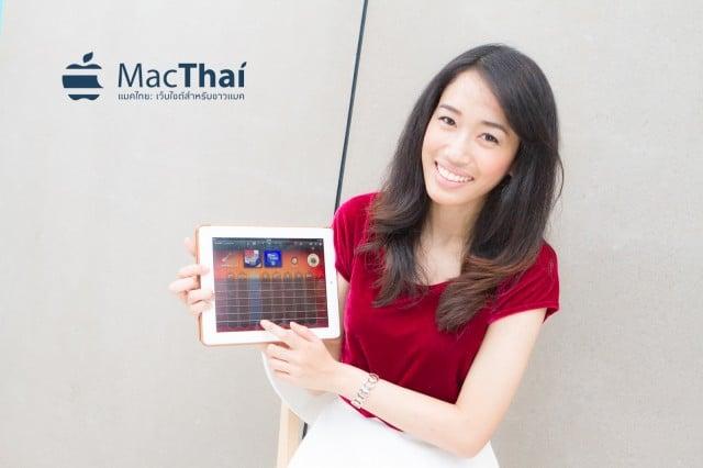 Apple Girl Band_MacThai-19