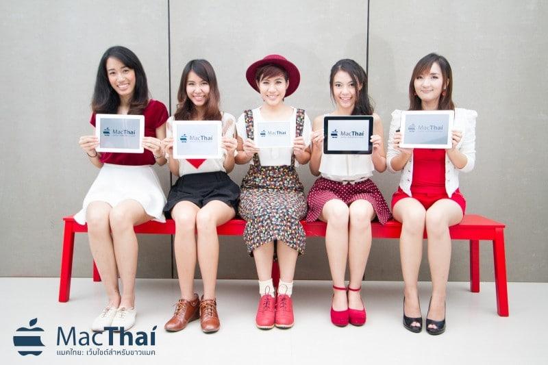 Apple Girl Band_MacThai-76