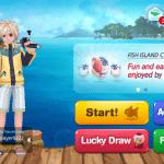 รีวิวเกมส์ Fish Island เกมส์ตกปลาสุดมันส์บน iOS และ Android