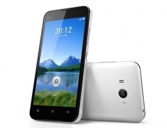หน้าตาของ XiaoMi Phone 2