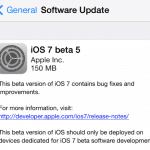 แอปเปิลออกอัพเดต iOS 7 Beta 5 ให้นักพัฒนาแล้ว แก้ไขดีไซน์หน้าจอหลายอย่าง