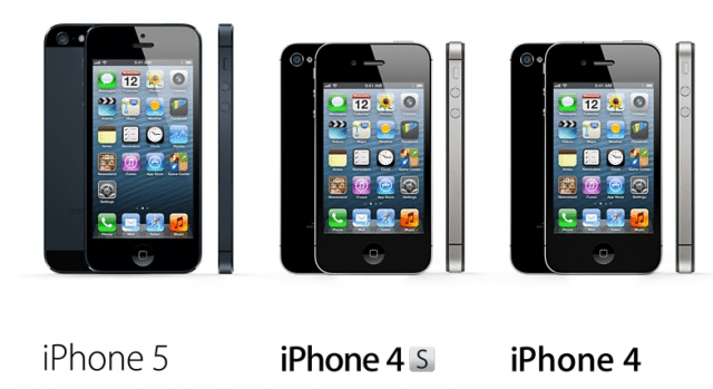 iphone-compare-iphone5-iphone4s-iphone4