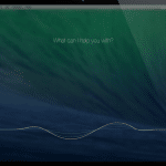 Apple จดสิทธิบัตร Siri บน Mac แล้ว