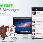 แอพ Line สำหรับผู้ใช้แมคเปิดให้โหลดฟรีบน Mac App Store แล้ว