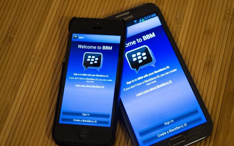 BBM-iOS