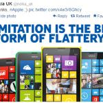 Nokia ทวีตแซะ Apple เรื่อง iPhone 5C มี 5 สี