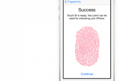 Touch-ID