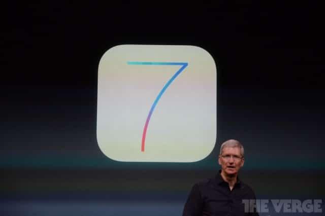 iOS 700 M