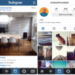 Instagram ออกอัพเดทใหม่ ปรับหน้าตารองรับ iOS 7 แล้ว !!
