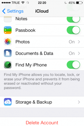 My Id Find On Apple Iphone I Where Do