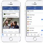 Facebook, Twitter ออกอัพเดตแอพ ปรับหน้าตาใหม่สำหรับ iOS 7