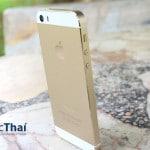 """สัมผัสแรกกับตัวจริงของ iPhone 5s สีทอง """"ไอโฟนที่สวยที่สุดเท่าที่เคยมีมา"""""""