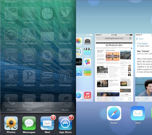 multitasking-ios-6-vs-ios-7