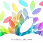คอนเฟิร์ม !! แอปเปิลส่งบัตรเชิญสื่องานเปิดตัว iPad 5, iPad Mini 2 อังคารที่ 22 ต.ค.นี้ !!