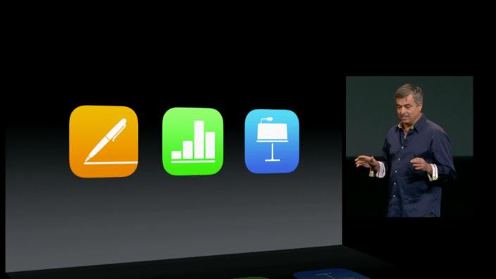 iWork for iOS