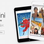 เปิดตัวแล้ว! iPad mini with Retina Display ใช้ชิป A7 64-bit เหมือน iPad Air เริ่มต้นที่ $399