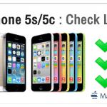 20 ขั้นตอนในการตรวจรับเครื่อง iPhone 5s, 5c ไม่ให้มีปัญหา