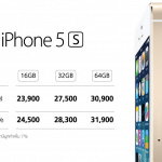 ซื้อ iPhone 5s ค่ายไหนคุ้มที่สุด เปรียบเทียบโปรโมชั่น, ราคาเครื่องและแพ็คเกจ