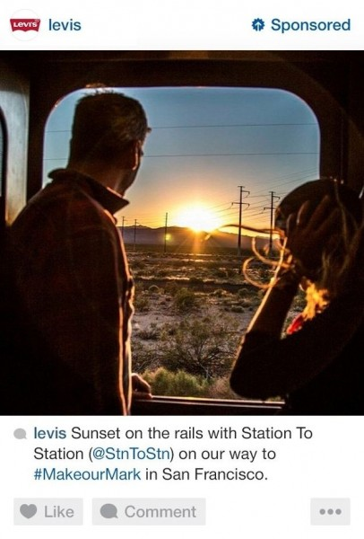 instagram-sponsored-levis