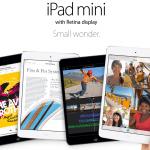 เผยราคา iPad Mini Retina เริ่มต้นที่ 13,400 บาท แพงกว่ารุ่นเดิมเฉลี่ย 2,500 บาท