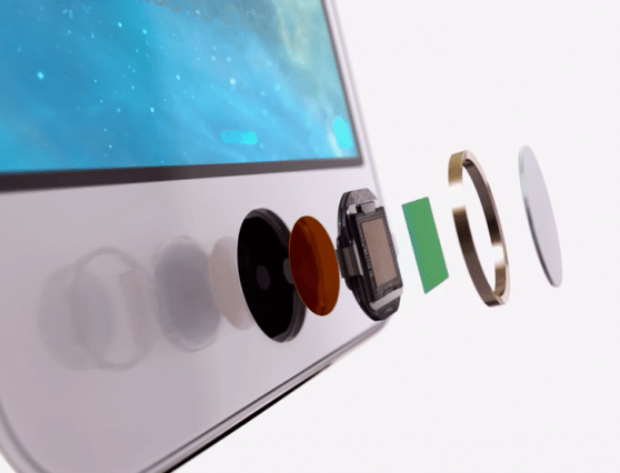 Sapphire on Touch ID