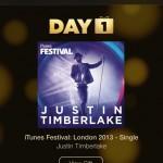 12 Days แอพของขวัญปีใหม่จาก Apple มาแล้ว วันแรกแจกเพลงของ Justin Timberlake ฟรี !!