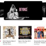 อัลบั้ม BEYONCÉ ที่ขายเฉพาะบน iTunes ทำสถิติยอดขายเร็วที่สุด 828,773 ดาวน์โหลดใน 3 วัน