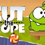 เกมส์ยอดฮิต Cut The Rope ภาค 2 เปิดตัวบน iOS แล้ว !!